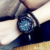 正韓手錶電子錶女學生正韓簡約時尚潮流防水運動學生手錶男 快速出貨