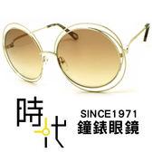 【台南 時代眼鏡 CHLOE】太陽眼鏡 CE114SD 777 58mm小款 法國時尚 年度改版最新款 公司貨