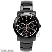 【台南 時代鐘錶 SIGMA】簡約時尚 藍寶石鏡面時尚腕錶 8807MBRG 玫瑰金/黑 37mm 平價實惠好選擇
