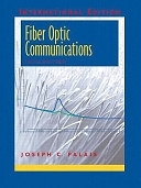 二手書博民逛書店 《Fiber Optic Communications》 R2Y ISBN:0131293508│Prentice Hall