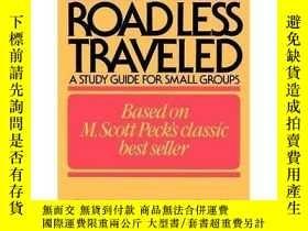 二手書博民逛書店Exploring罕見The Roadless Traveled A Study Guide For Small