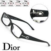 Dior 時尚光學眼鏡 (無附盒)   CD7054J-B6V