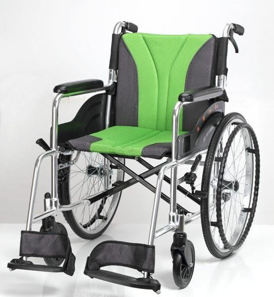 輪椅  鋁合金 均佳 JW-150 輪椅-B款 便利型