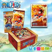 航海王 One piece - 珍藏卡 珍藏盒25包入+珍藏卡套(優惠組)