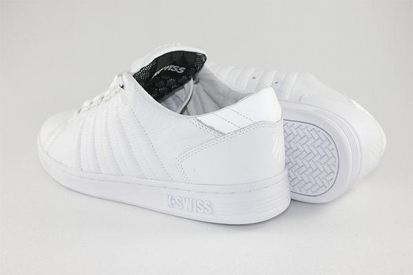 K-Swiss Lozan III TT Reflective休閒運動鞋-男-白