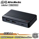 圓剛 GC311 LGMini 實況擷取盒 1080p60 零延遲/隨插即用【Sound Amazing】