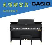【卡西歐CASIO官方旗艦店】CELVIANO Grand Hybrid類平台鋼琴GP-400BK黑色(贈安裝+送耳機+清潔組)