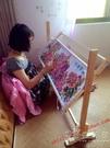 家用大號刺繡十字繡的架子實木繡花架可調繡框工具 WD 小時光生活館