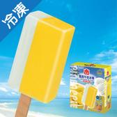 義美冰棒-鳳梨牛奶87.5g*5支入【愛買冷凍】