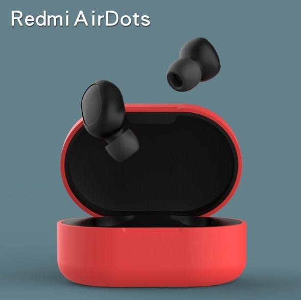 小米藍牙耳機Redmi AirDots超值版 無線藍牙5.0 防水 隱形雙耳高音質 雙耳 通話 米家 真無線 店面自取