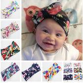 Qmishop 波西米亞時尚兒童寶寶裝飾髮帶 頭帶 【QJ572】