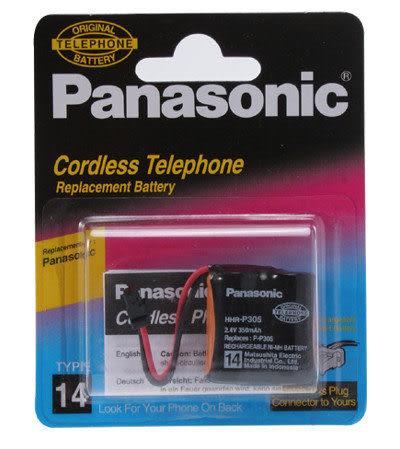 國際牌 Panasonic 原廠電池( HHR-P305)