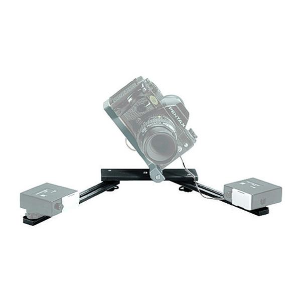 【】曼富圖 MANFROTTO 330B 折合式雙燈架 Macro Bracket Support 正成公司貨
