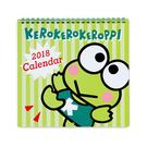 【震撼精品百貨】2018年曆~大眼蛙 2018 壁曆(M)