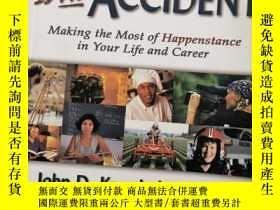 二手書博民逛書店Luck罕見Is No Accident: Making the