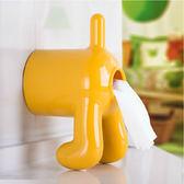 創意廚房用紙紙巾架 衛生間掛式強力吸盤式