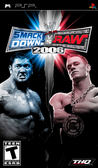 PSP WWE Smackdown vs Raw 2006 激爆職業摔角2010(美版代購)