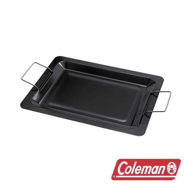Coleman 酷立架烤肉箱專用煎盤 CM-21944 烤肉│露營│戶外│休閒 /適用烤肉箱CM-2195/CM-9369/CM-9433