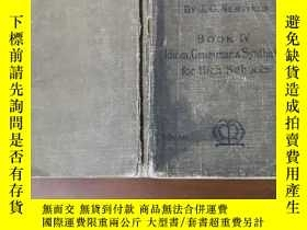 二手書博民逛書店IDIOM,GRAMMAR,AND罕見SYNTHESIS(精裝1