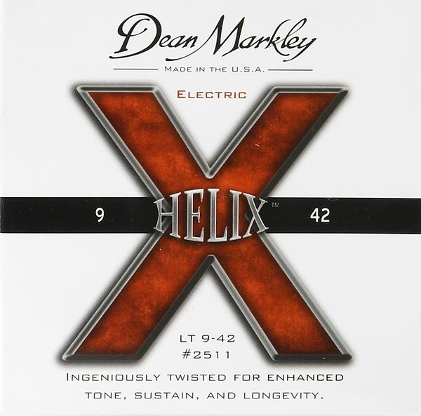 小叮噹的店-Dean Markley 2511 Helix HD 電吉他弦  0.09-0.42  Light