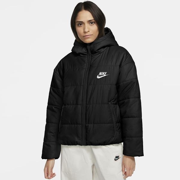 Nike Sportswear Synthetic-Fill 女裝 外套 鋪棉 保暖 黑【運動世界】CZ1467-010