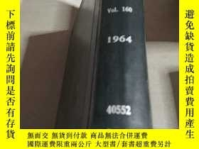 二手書博民逛書店GAS罕見WORLD.Vol.160.1964(天然氣世界 )(