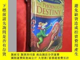 二手書博民逛書店The罕見Phoenix of Destiny: An Epic