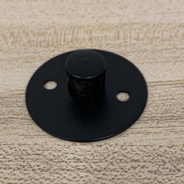 吸頂吊環掛鉤穿電線固定掛板吊鉤復古吊線燈掛鉤燈飾配件(5公分/777-3178)