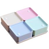 分格密封糖果盒糖果盤家用干果盤干果盒果盤客廳茶几瓜子盒零食盤