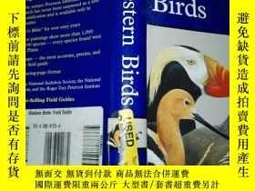 二手書博民逛書店Western罕見Birds 西方的鳥類Y194260 看圖