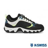 K-SWISS HS329復古老爹鞋-女-黑/綠