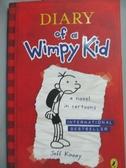 【書寶二手書T6/原文小說_LFQ】Diary of a Wimpy Kid_Jeff Kinney