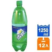雪碧 汽水 1250ml(12入)/箱【康鄰超市】
