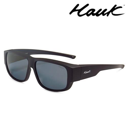 HAWK偏光太陽套鏡(眼鏡族專用)HK1009A-36