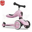 奧地利 Scoot & Ride Cool 飛滑步車/滑板車 -玫粉