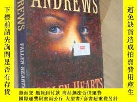 二手書博民逛書店FALLEN罕見HEARTS 英文原版Y85718 V. C.