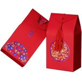 菲尋婚慶喜糖盒紙盒婚禮用品喜糖盒子創意中國風結婚糖果盒喜糖袋