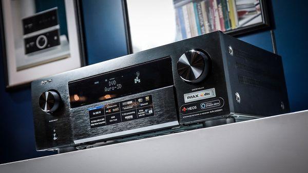 日本DENON AVR-X4500H 9.2 聲道環繞聲擴大機 #有現貨