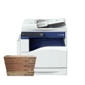 【搭原廠碳粉匣四色一組】FujiXerox DocuCentre SC2020 A3 彩色傳真事務機複合雷射印表機