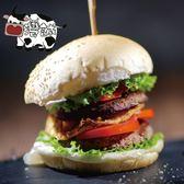 【台灣誠】日本宮崎牛夢幻逸品漢堡排(150gx6片)