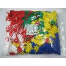《 少年台製積木 》小圓花片 ( 1400pcs ) / JOYBUS玩具百貨