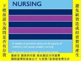 二手書博民逛書店Oxford罕見Handbook Of Children s And Young People s Nursing