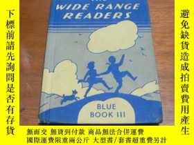 二手書博民逛書店the罕見wide range readers 3(廣泛的讀者