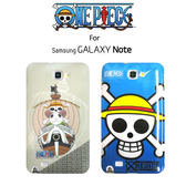 創百市集三星SAMSUNG Note I9220 航海王ONEPIECE 海賊王魯夫黃金梅利號手機套