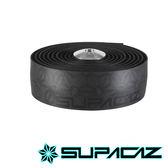 SUPACAZ 美國Super Sticky Kush高性能手把帶 單色系列 黑銀【好動客】