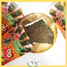 苔灣人海苔 厚切椒鹽風味 42g/包 脆妮妮 | OS小舖