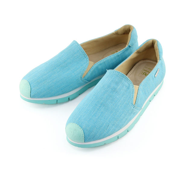 Paidal 繽紛活力休閒鞋-天空藍