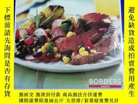 二手書博民逛書店Healthy罕見Meals: Borders At Home