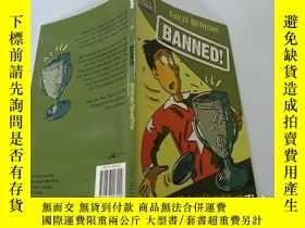 二手書博民逛書店罕見BANNED:禁止Y200392