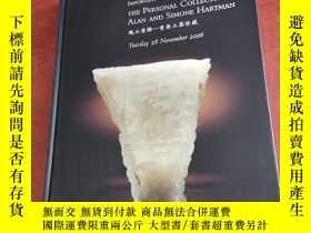 二手書博民逛書店瑰玉清雕-重要玉器珍藏罕見2006 CHRISTIE S IMPORTANT CHINESE JADES FROM